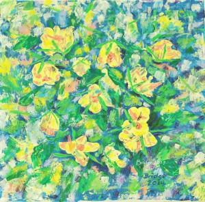 Summer, Roses 3