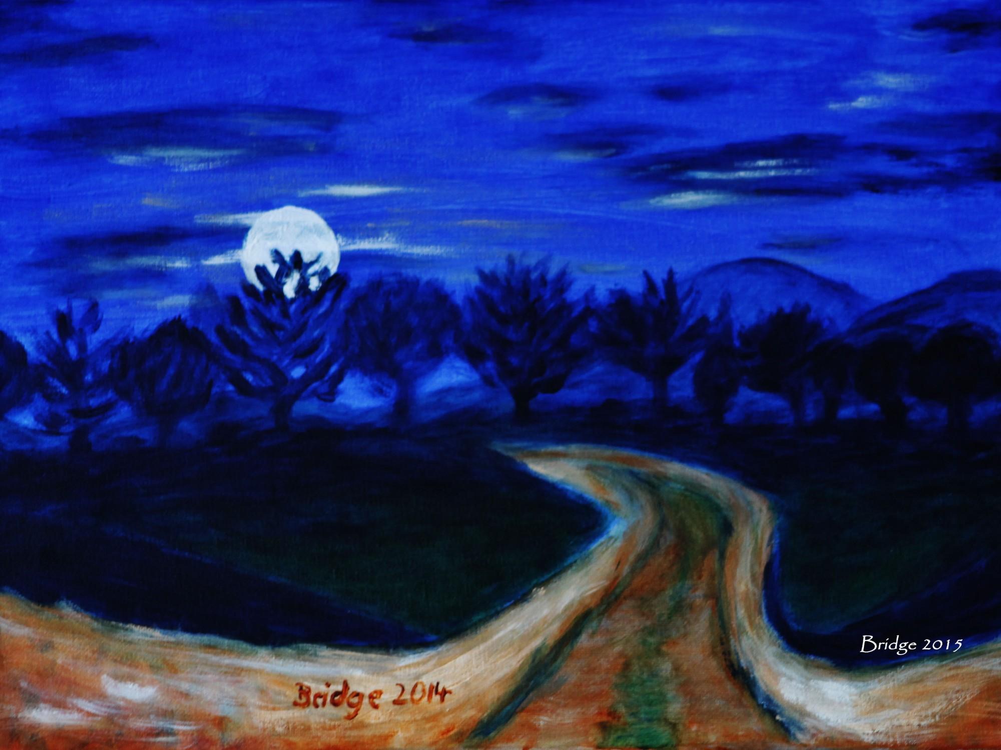 Moonlight Mystery, ArtHenning