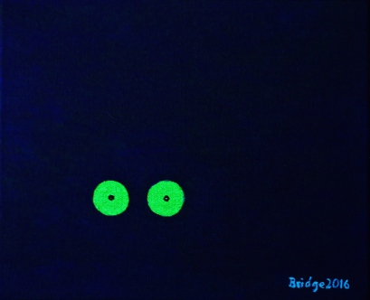 Mystery Dots in the Dark
