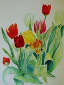 Tulips, ArtHenning