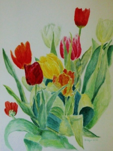 Tulips, ArtHenning
