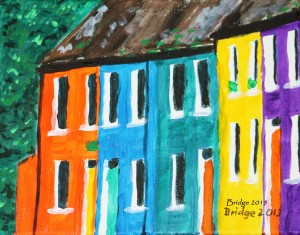 Limerick Streets, ArtHenning